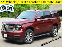 2019 Chevrolet Tahoe 22's / DVD / Leather / Remote Start SUV
