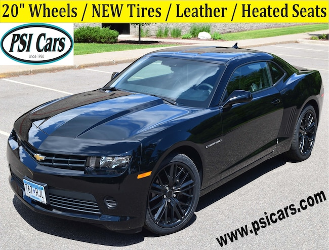2015 Chevrolet Camaro 20's / NEW Tires / Leather / Heated Seats Coupe