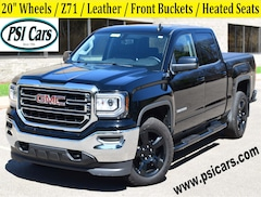 2018 GMC Sierra 1500 20's / Z71 / Leather / Front Buckets / Heated Seat Truck Crew Cab