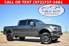 Affordable used 2015 Ford F-150 Truck SuperCrew Cab for sale in Lewisville, TX