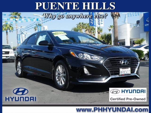 Used Hyundai Sonata City Of Industry Ca