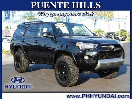 2020 Toyota 4Runner TRD Off Road TRD Off Road 4WD