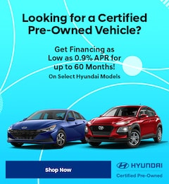 Looking for a Certified Pre-Owned Vehicle?
