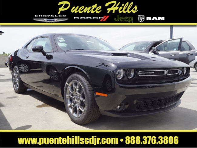 2017 Dodge Challenger GT ALL-WHEEL DRIVE Coupe