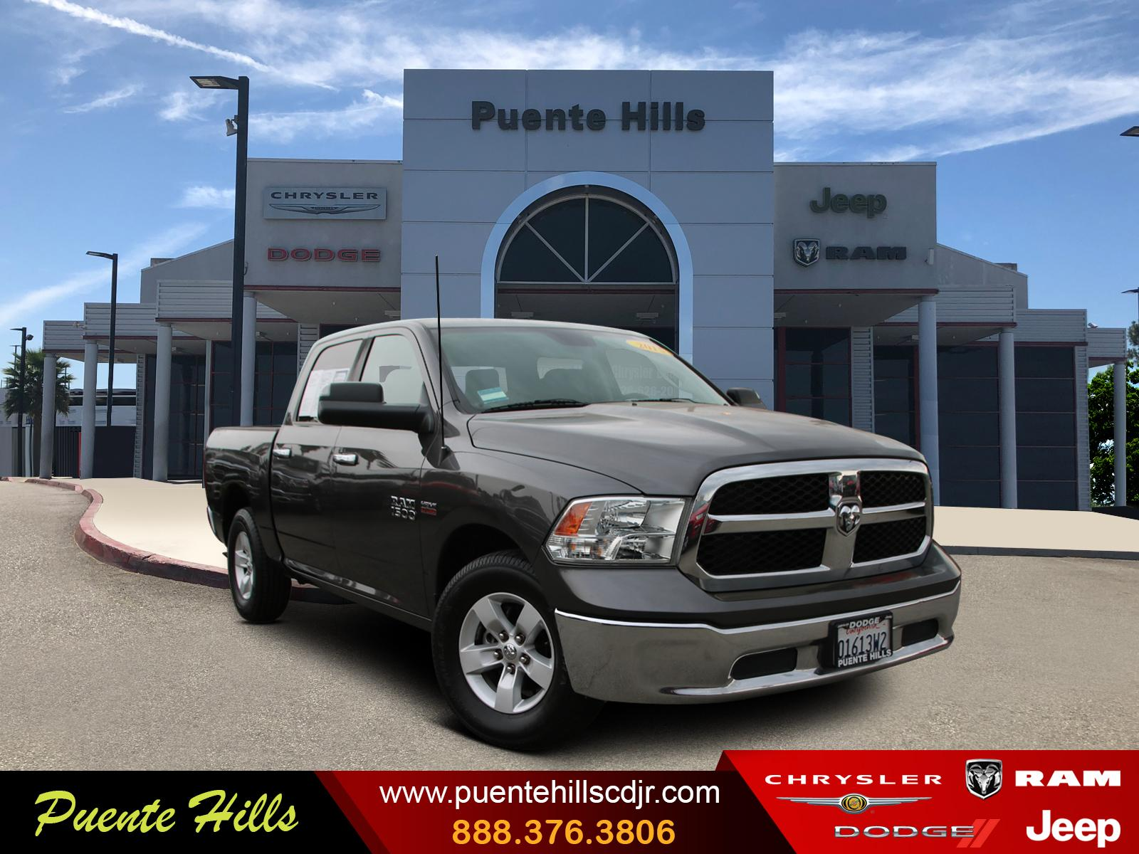 Used Ram 1500 City Of Industry Ca