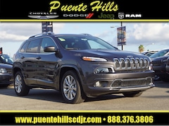 2018 Jeep Cherokee OVERLAND FWD Sport Utility