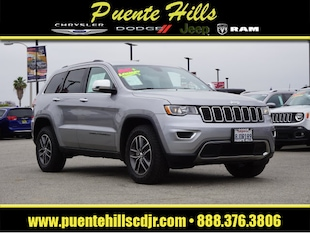2017 Jeep Grand Cherokee Limited 4x4 Limited  SUV