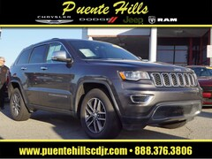 2017 Jeep Grand Cherokee Limited 4x2 Limited  SUV