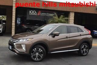 New 2018 Mitsubishi Eclipse Cross 1.5 CUV 180190 for sale near Los Angeles at Puente Hills Mitsubishi