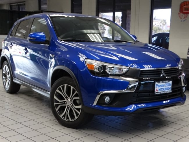 New 2017 Mitsubishi Outlander Sport 2 4 Se For Sale Or Lease In Los
