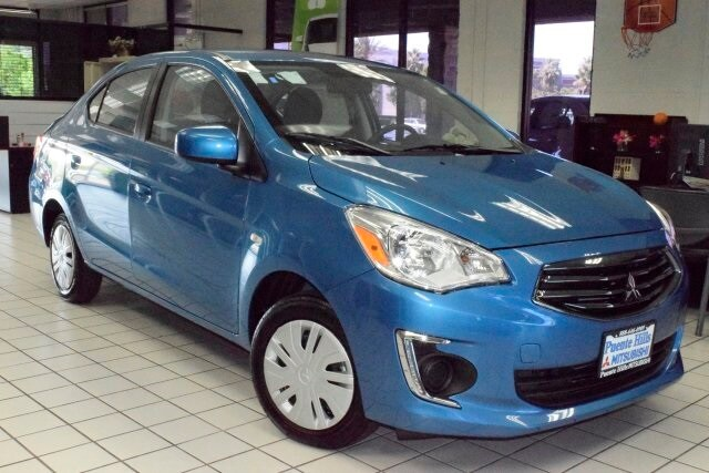 2017 Mitsubishi Mirage G4 ES Sedan for sale in Los Angeles