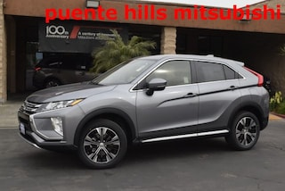 New 2018 Mitsubishi Eclipse Cross 1.5 CUV 180188 for sale near Los Angeles at Puente Hills Mitsubishi