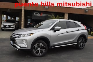 New 2018 Mitsubishi Eclipse Cross 1.5 CUV 180187 for sale near Los Angeles at Puente Hills Mitsubishi