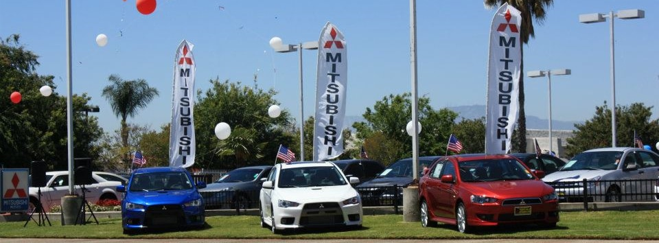 Los Angeles Mitsubishi Dealership | About Puente Hills Mitsubishi