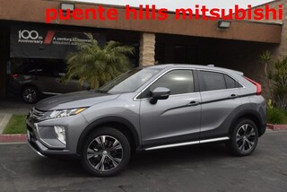 New 2018 Mitsubishi Eclipse Cross 1.5 CUV 180191 for sale near Los Angeles at Puente Hills Mitsubishi