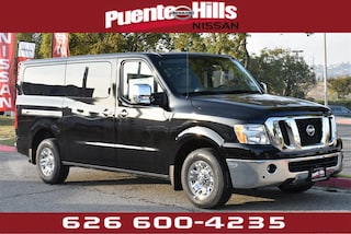 New  2021 Nissan NV Passenger NV3500 HD SL V8 Van Passenger Van for Sale in Buena Park, CA