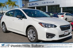 Used 2018 Subaru Impreza 2.0i Hatchback 4S3GTAA68J1724951 for sale near Los Angeles at Puente Hills Subaru