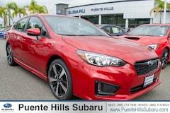 New 2019 Subaru Impreza 2.0i Sport 5-door 4S3GTAM62K3725367 for sale near Los Angeles at Puente Hills Subaru