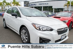 New 2019 Subaru Impreza 2.0i 5-door 4S3GTAA6XK3720177 for sale inear Los Angeles at Puente Hills Subaru