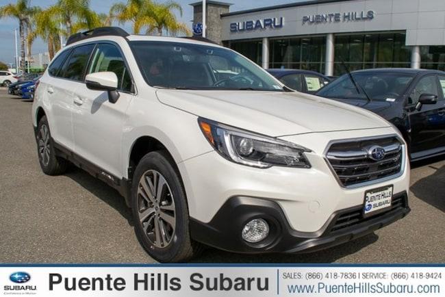 New 2019 Subaru Outback 2.5i SUV 4S4BSANC3K3207233 for sale near Los Angeles at Puente Hills Subaru