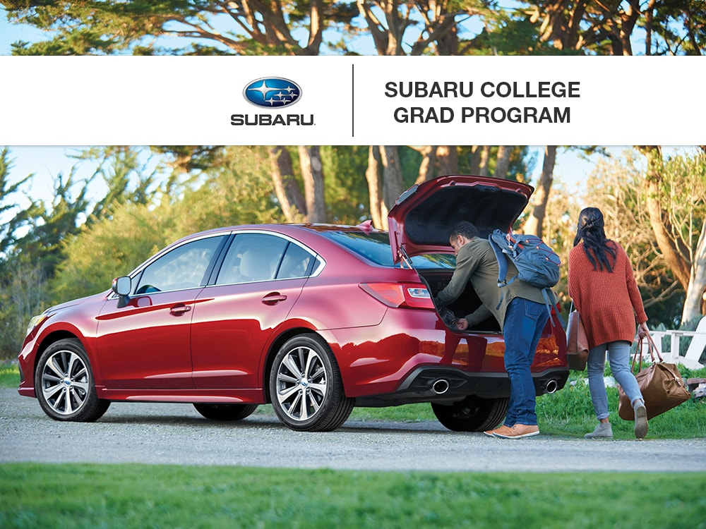 Los Angeles Subaru Dealership | Puente Hills Subaru