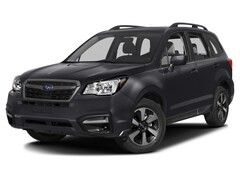 Certified 2018 Subaru Forester 2.5i Premium SUV JF2SJAGC2JH579217 for sale near LA at Puente Hills Subaru