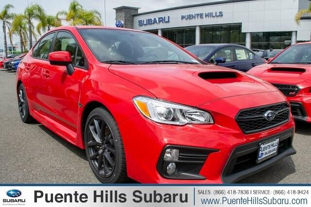 New 2019 Subaru WRX Premium Sedan JF1VA1C60K9813609 for sale in Los Angeles Area | Puente Hills Subaru