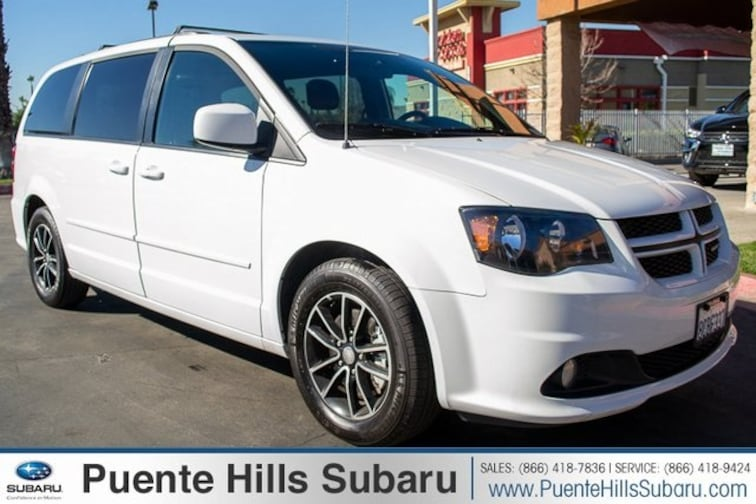 Used 2016 Dodge Grand Caravan R/T Minivan/Van Los Angeles