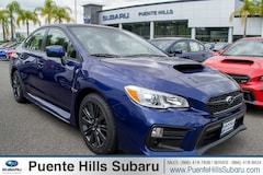 New 2019 Subaru WRX Base Sedan JF1VA1A63K9808956 for Sale Near Los Angeles at Puente Hills Subaru