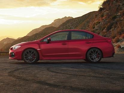 Subaru Wrx Lease >> New 2020 Subaru Wrx Limited For Sale Or Lease Near Los