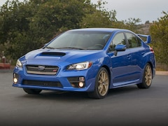 Used 2017 Subaru WRX STi Sedan JF1VA2M62H9841988 for sale near Los Angeles at Puente Hills Subaru