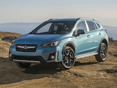 Certified 2019 Subaru Crosstrek Hybrid SUV JF2GTDNC9KH394412 for sale near LA at Puente Hills Subaru