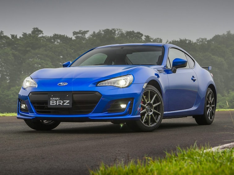 New 2018 Subaru BRZ Limited Coupe JF1ZCAC11J9602028 for sale near Los Angeles at Puente Hills Subaru