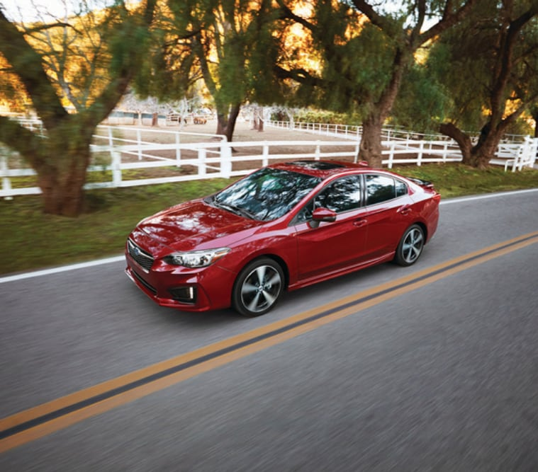 2018 Subaru Impreza Sedans for Sale Near Los Angeles