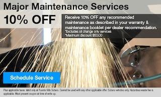 Major Maintenance Services