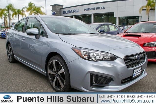 New 2019 Subaru Impreza 2.0i Sport Sedan 4S3GKAM62K3609816 for sale in Los Angeles Area | Puente Hills Subaru