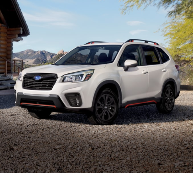 2019 Subaru Forester for Sale Near Los Angeles