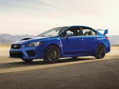New 2018 Subaru WRX STi Limited Sedan JF1VA2T67J9839578 for sale inear Los Angeles at Puente Hills Subaru