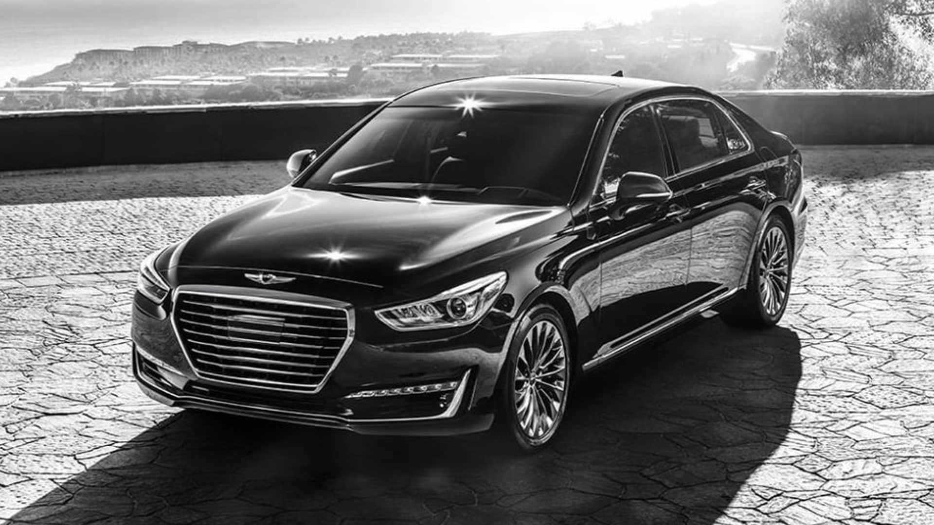 2019 Genesis G90 vs 2019 Lincoln Continental: Performance Features