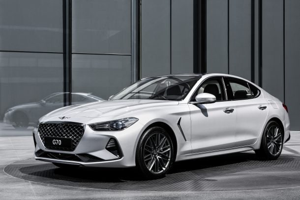 Top 5 Reasons to Buy a Genesis In Downers Grove, IL