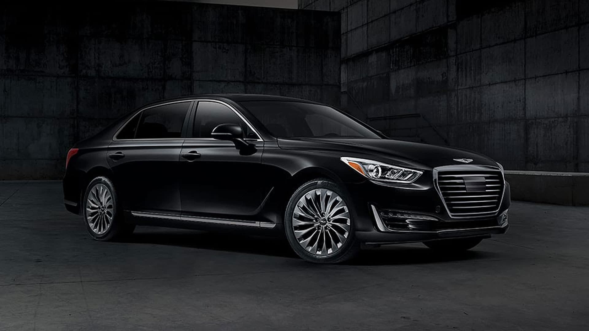2019 Genesis G90 vs 2019 Lincoln Continental: Safety Features