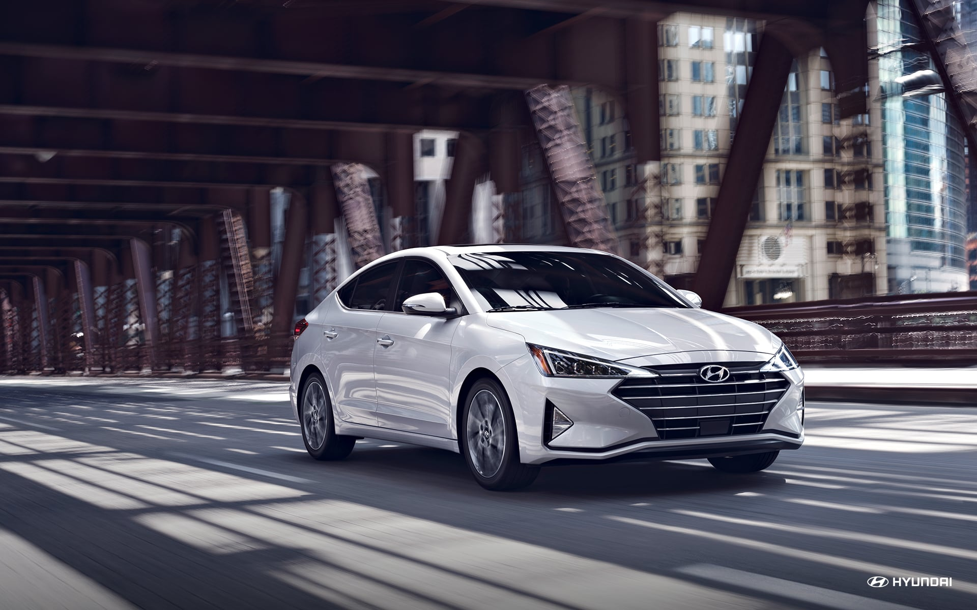 2019 Hyundai Elantra vs Ford Focus Exterior near Bolingbrook, IL