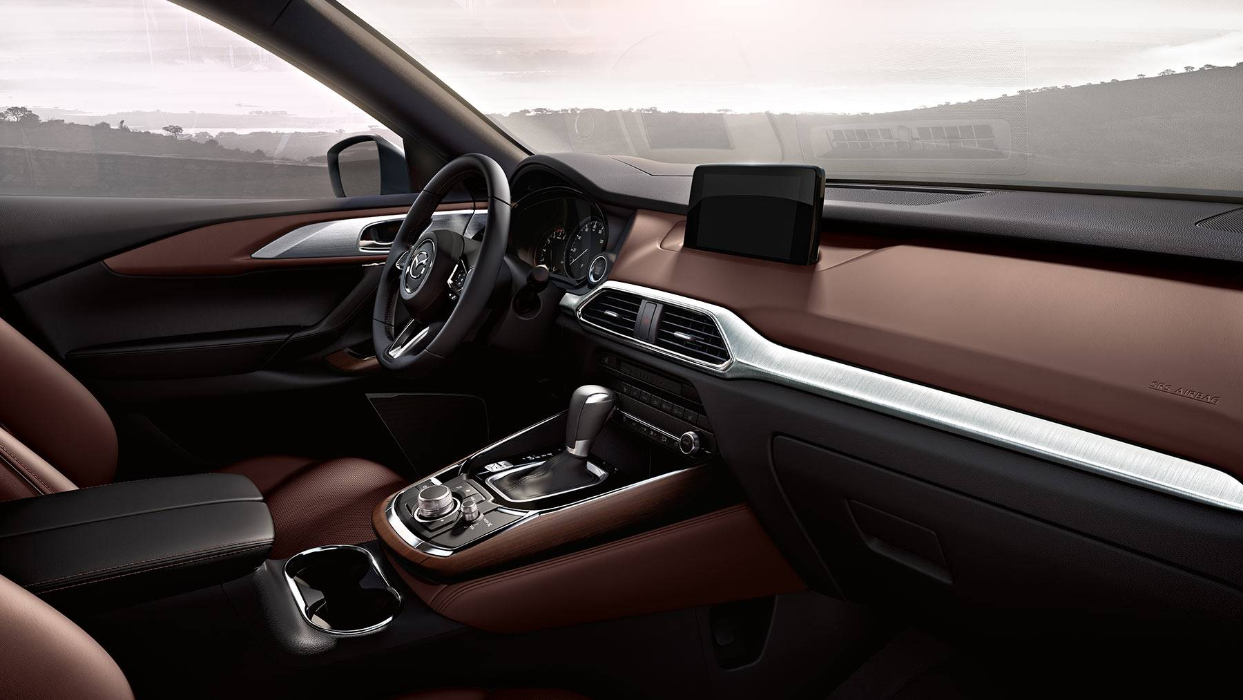 2019 Mazda CX-9 Interior Features