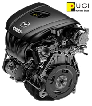 2016 mazda cx-3 engine
