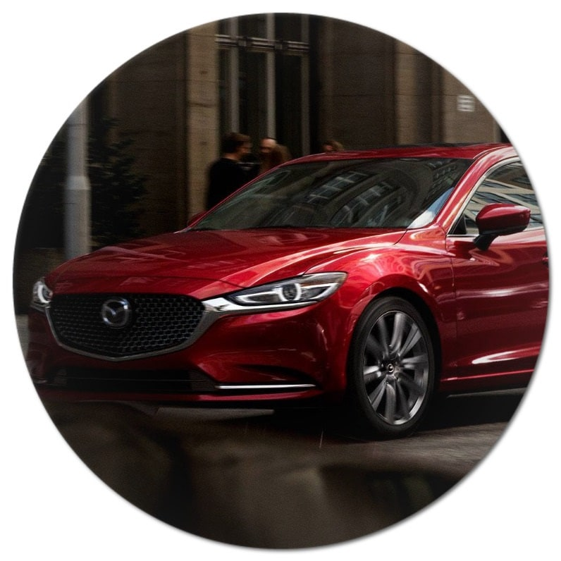 Great egineering with the Mazda 6