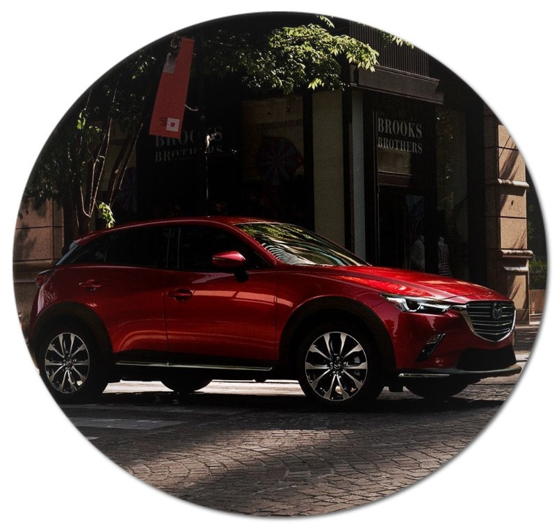 Great egineering with the Mazda CX-3
