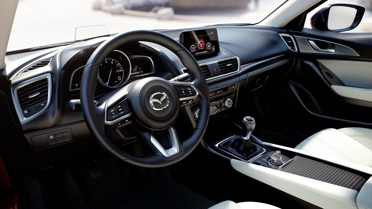 2018 Mazda3 Interior Technology Woodridge, IL