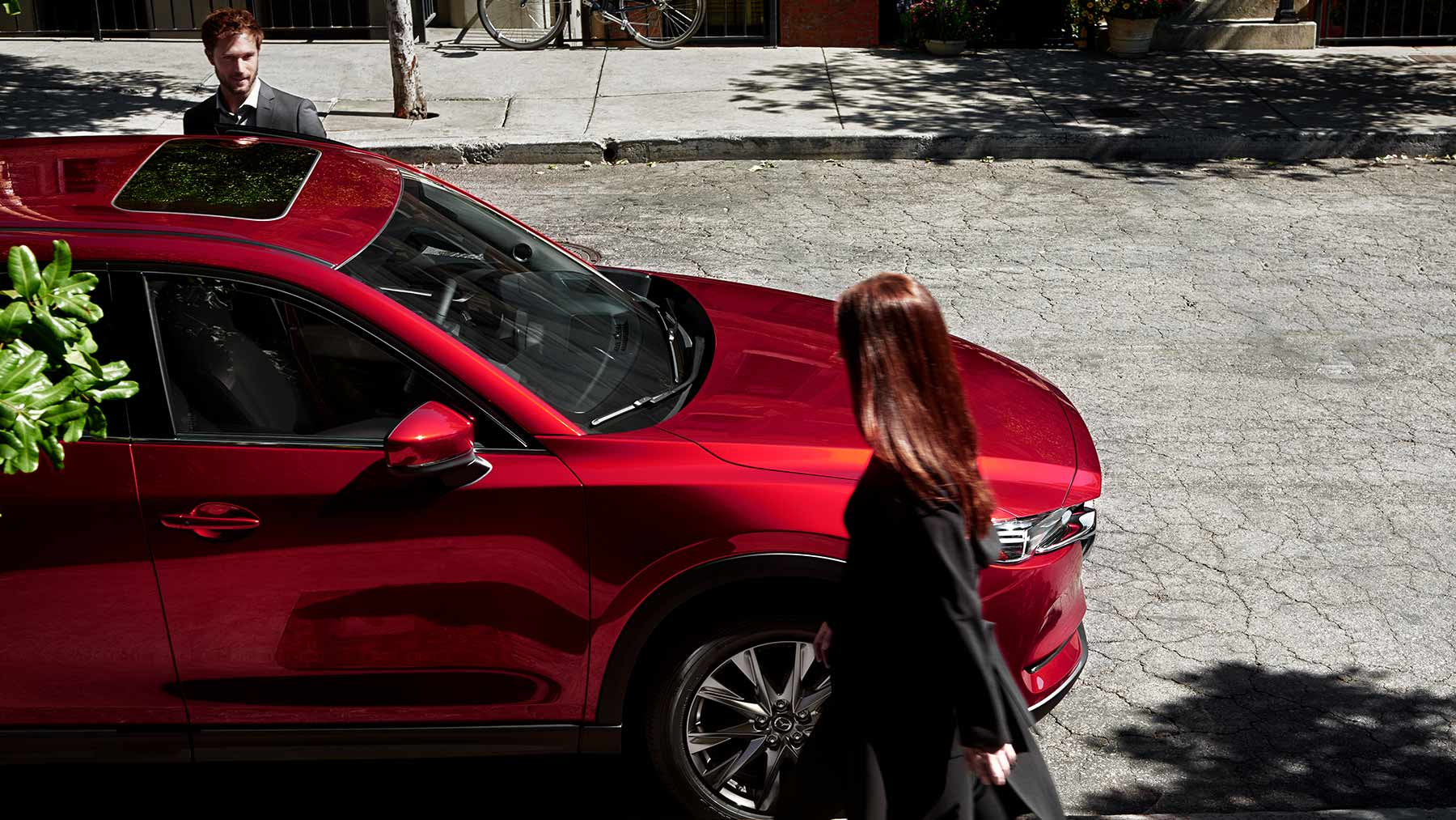 2019 Mazda CX-5 vs Ford Escape Safety Features near St. Charles, IL