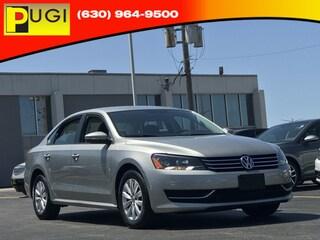 2012 Volkswagen Passat 2.5L S Sedan