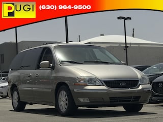 2002 Ford Windstar Limited Standard Wagon
